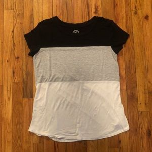 Maurice's basic striped top